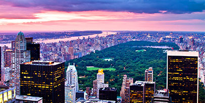 Tours from New York